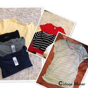 Maternity T-shirt LOT size L